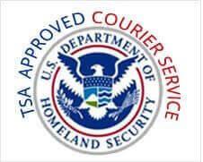 TSA Approved Delivery Service Dallas