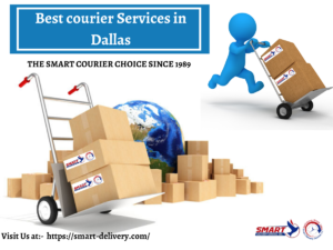 Courier Service Dallas Fort Worth Texas