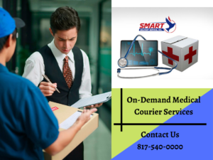 Medical Courier Dallas Fort Worth Texas