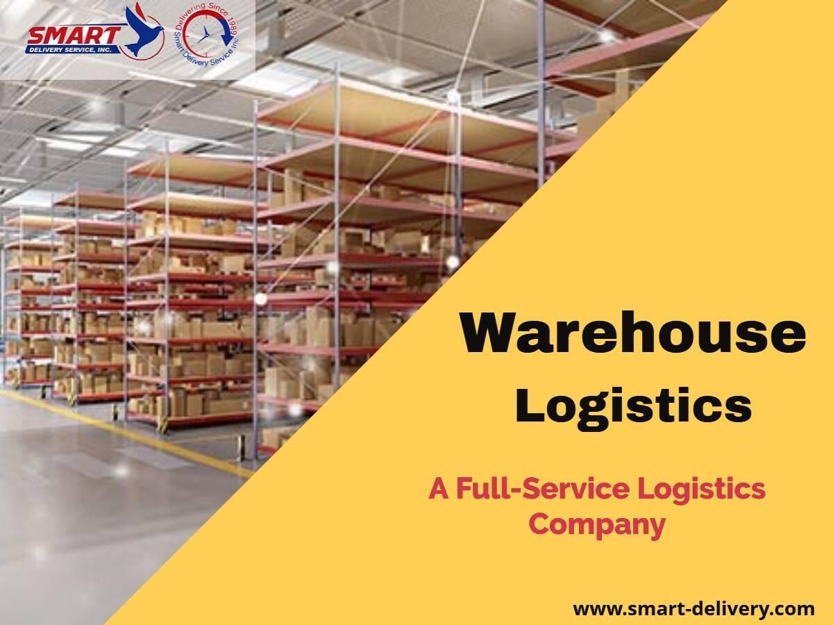 warehousing delivery service Dallas
