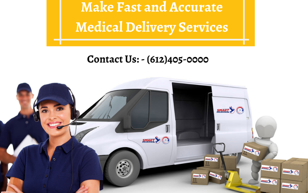Safety Measures Medical Transportation Follow While Delivering Pharmaceuticals